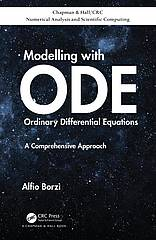 "Buchcover ""Modelling with Ordinary Differential Equations: A Comprehensive Approach"""