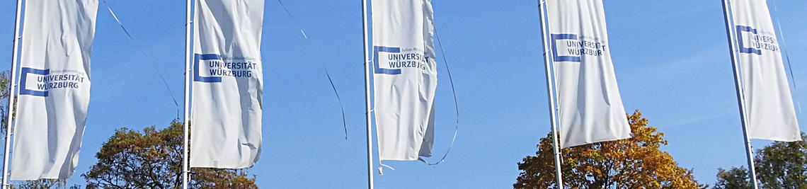 Flags of Universität Würzburg