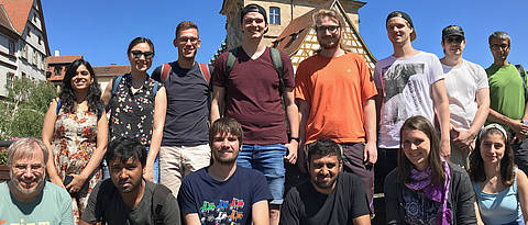 Bild der Workgroup Strömungsmechanik in Bamberg
