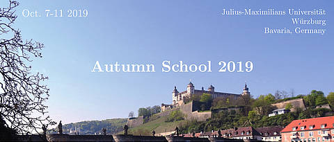 Poster Autumn School 2019