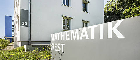 Schild Mathematik West
