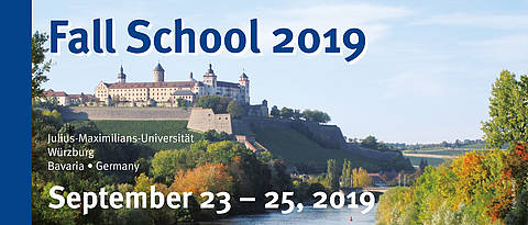 Picture detail poster Fall School 2019