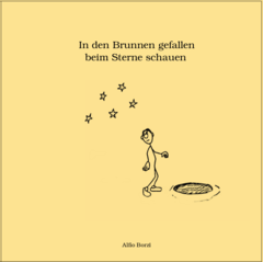 "Pencil Drawing (Cover of the children's book ""In den Brunnen gefallen"", Author: Alfio Borzi)"